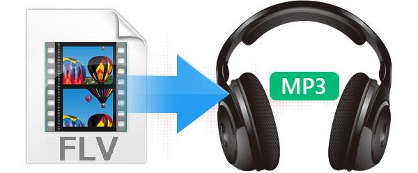 Convertir FLV a MP3