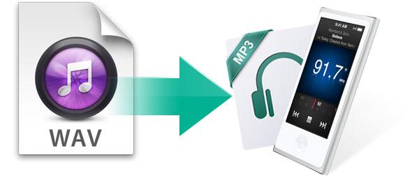 Convertir WAV a MP3