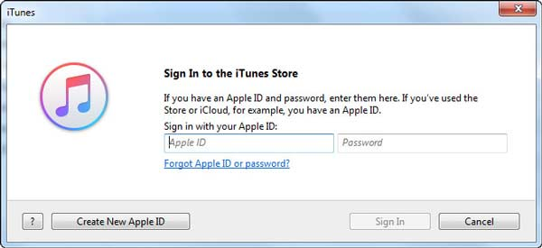 diferenças senha backup iTunes