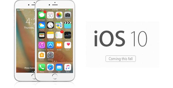 Noticias iOS 10