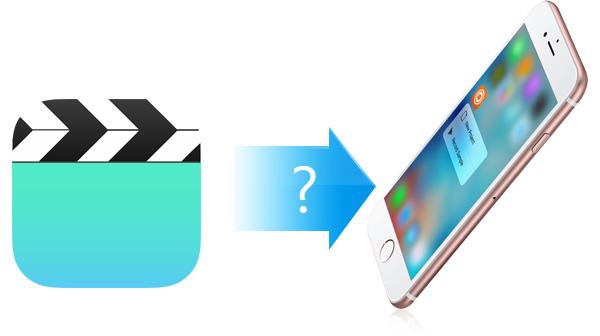 Pasar Videos iPhone