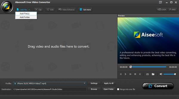 Passo 2 Converter áudios WAV para MP3