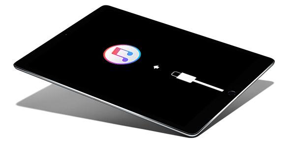 iPad Modo recuperação