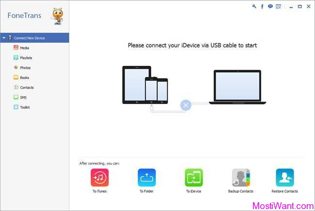 Transferir libros descargados PC a iOS