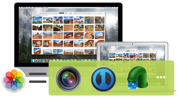 Alternativas al Apple iPhoto