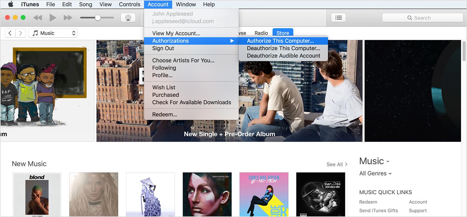 Actualizar iOS Mac PC iTunes