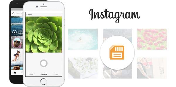 Baixar fotos instagram
