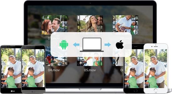 Baixar vídeos para iPhone e Android