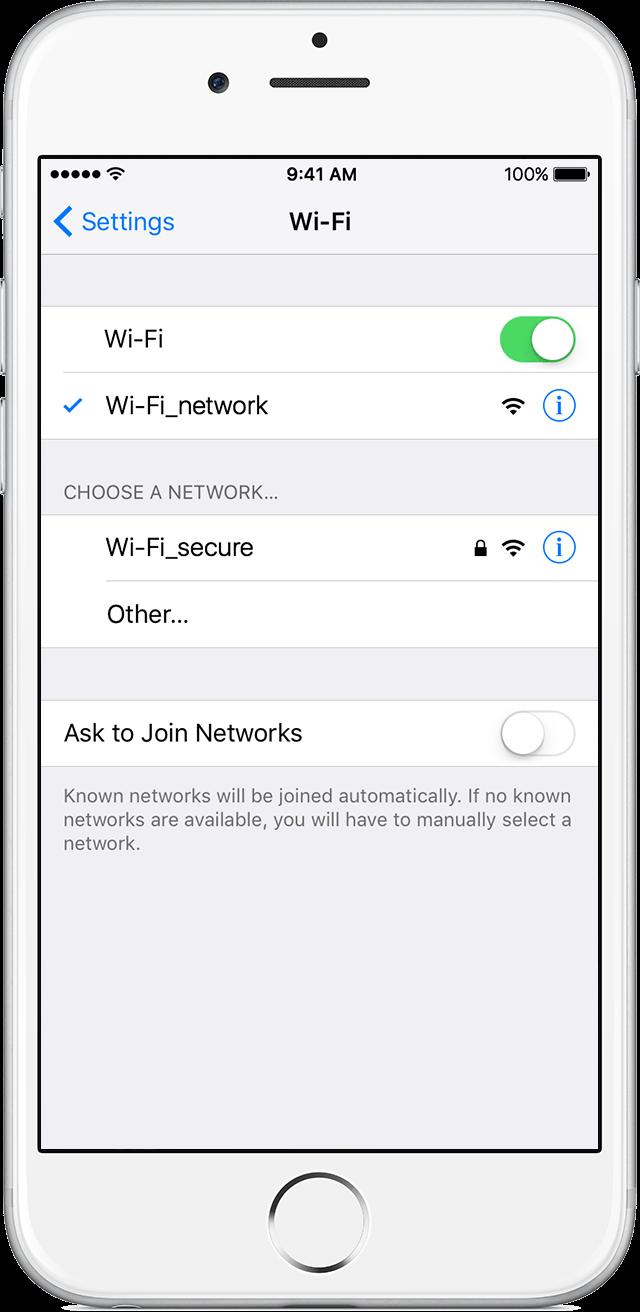 Conectar a rede Wi-fi