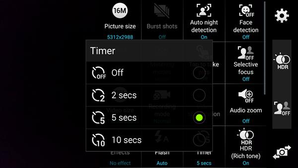 Definir temporizador Android passo 2