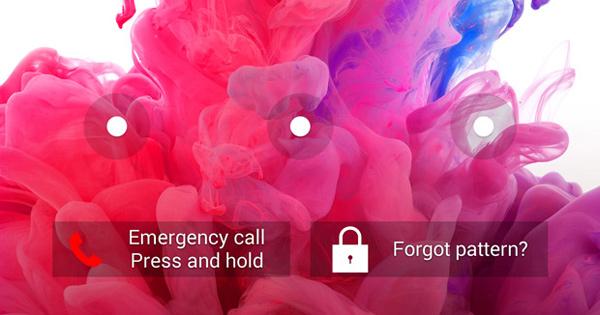Desbloquear celular Android login Google paso 1