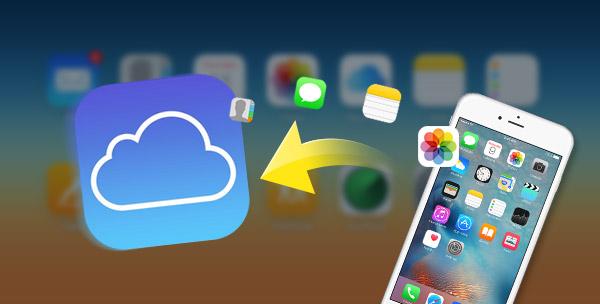 Hacer copia de seguridad iCloud