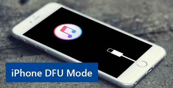 Modo DFU iPhone