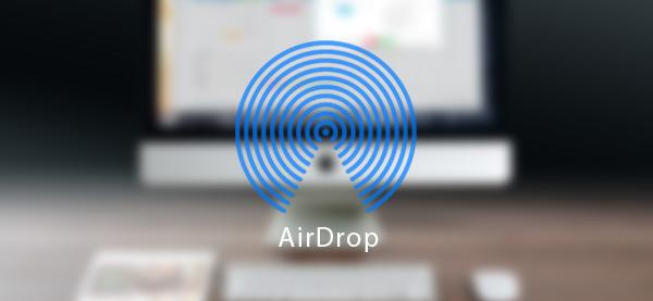 O que é AirDrop?