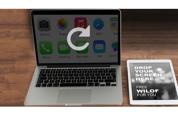 Recuperar arquivos deletados iPad