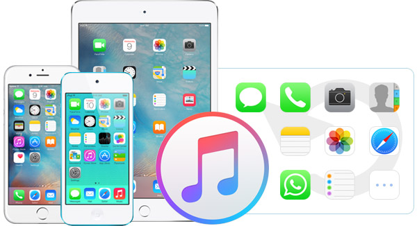 Recuperar iPhone copia de seguridad iTunes