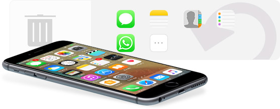 Recuperar textos borrados iPhone