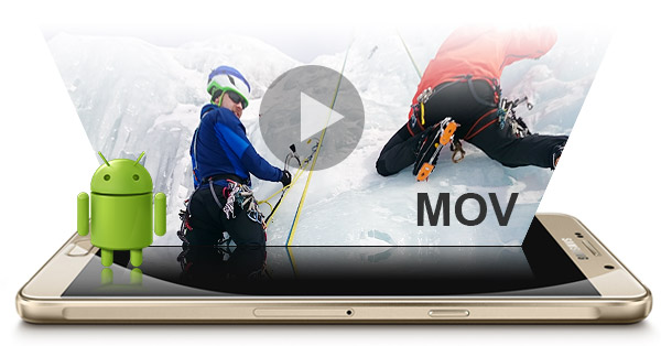Reproduzir vídeos MOV Android