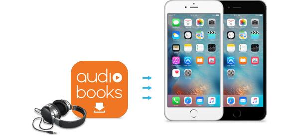 Descargar y transferir Audiolibros iPhone