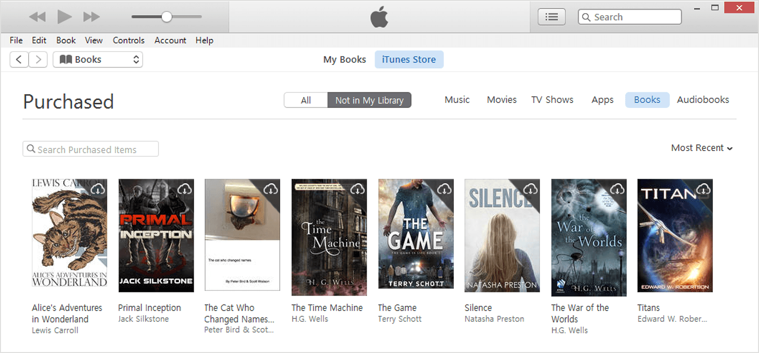 Descargar libros nuevamente Mac Comprados