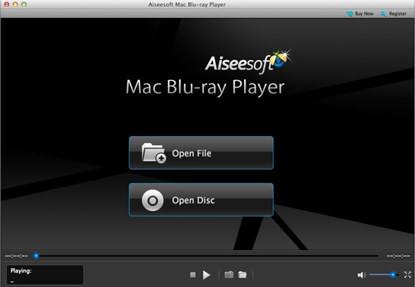 Aiseesoft Blu-ray Player Mac