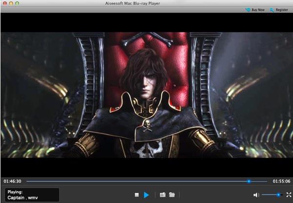 Añadir archivo Blu-ray Player Mac