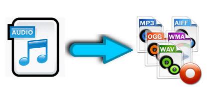 ¿Cómo convertir archivos AA3 a AU?