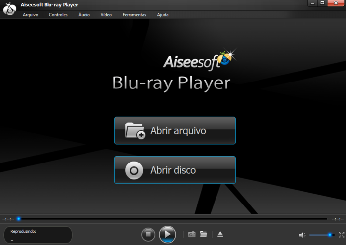 Aiseesoft Blu Ray Player Windows