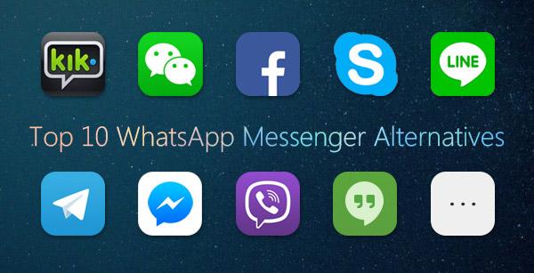 Alternativas al WhatsApp