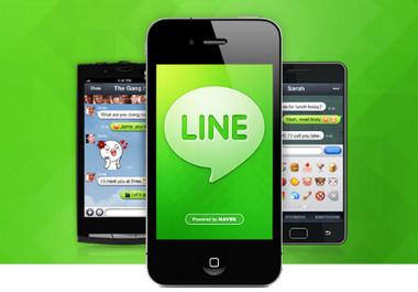 Alternativas ao WhatsApp Line Messenger