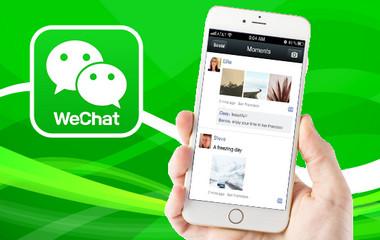 Alternativas WhatsApp WeChat