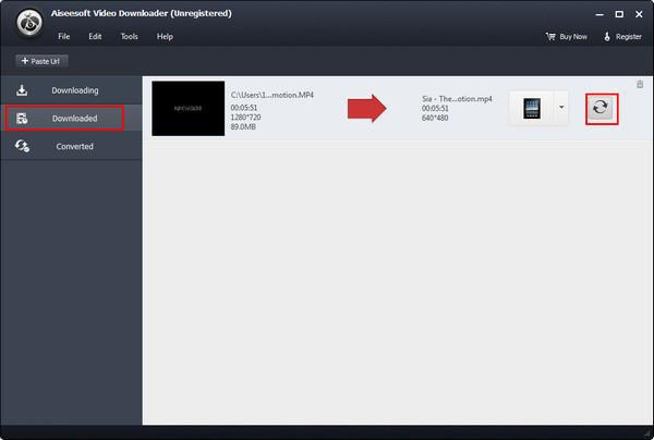 Converter Dailymotion MP3 VCU passo 3