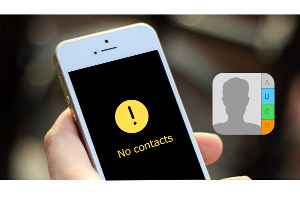 Contactos desaparecidos iPhone