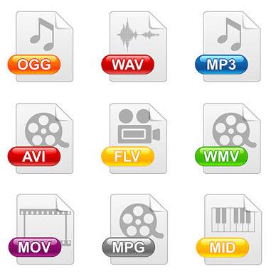 ¿Cómo convertir archivos AIFF a WAV?