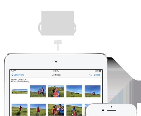 Copia de seguridad dispositivos iOS iCloud