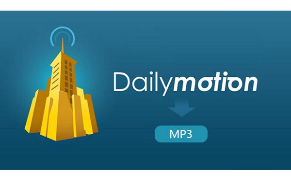 Converter Dailymotion para MP3