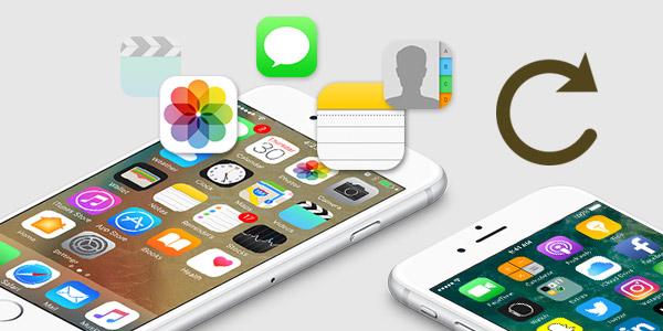 Recuperação de dados iPhone 2016