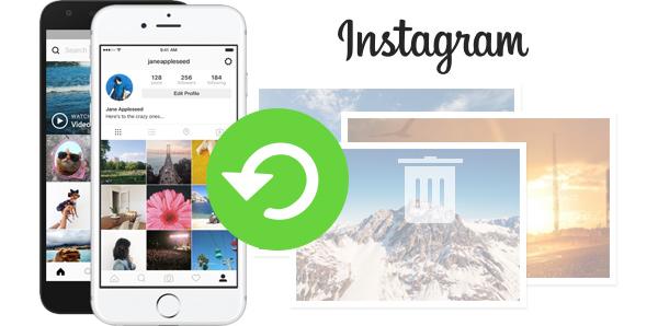 Recuperar fotos deletadas Instagram