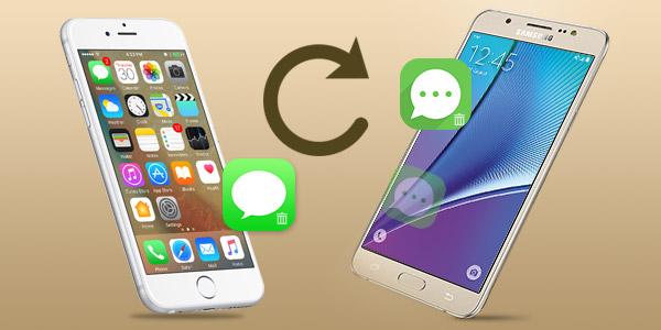 Recuperar mensagens deletadas iPhone
