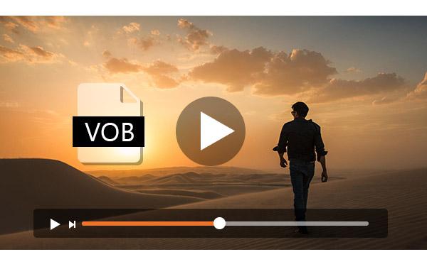 Reprodutor vídeos VOB