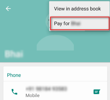 Saber si fue bloqueado en WhatsApp 1