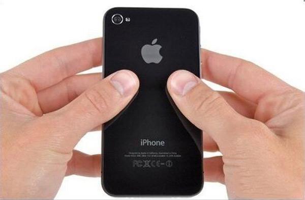 Trocar bateria iPhone 4 passo 3