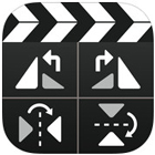 Girar video com app iPhone Video rotate and flip