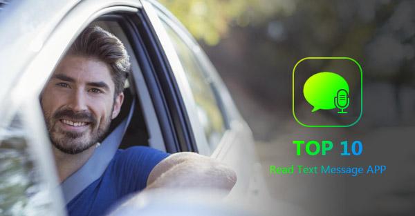 Apps ler mensagem texto