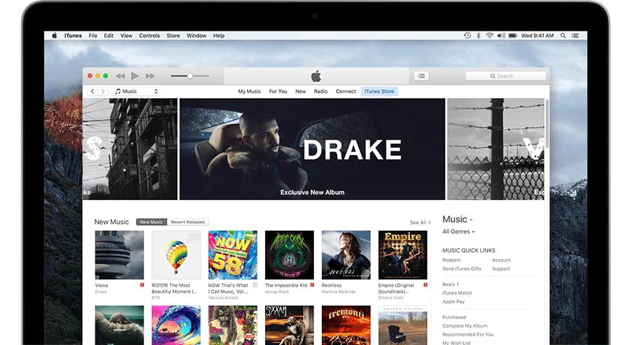 Atualizar iTunes