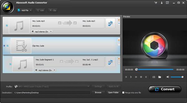 Dividir MP3 VCU passo 5