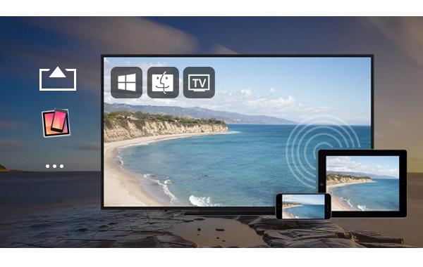 Espelhamento tela iPhone AppleTV