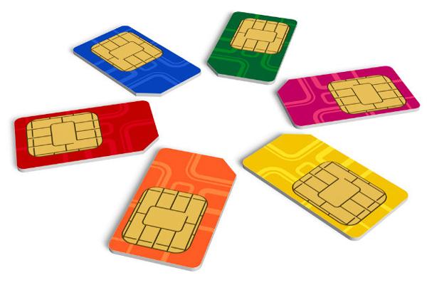 Tentar outro chip SIM