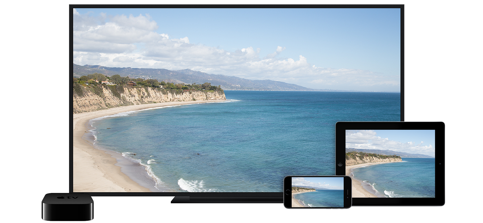 Transmitir contenido AirPlay