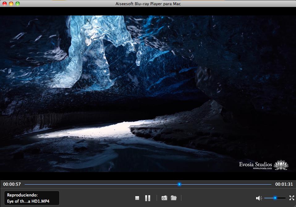 Reproducir películas 4K en Mac